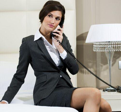 Telefoni za hotelske sobe
