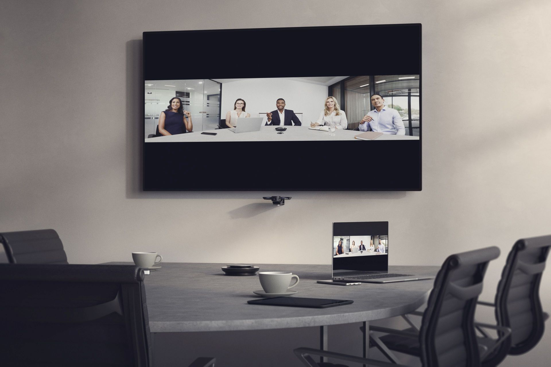 Videokonferencni sistemi Jabra